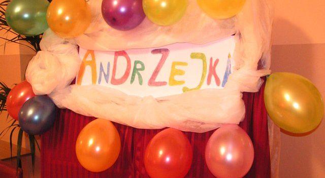 Andrzejki 2012