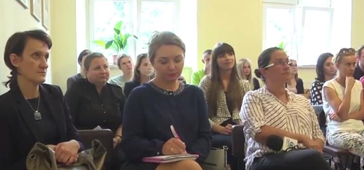 Wicestarosta i Samorządy Uczniowskie w MDK