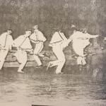 Zespoły taneczne prowadzone przez kierownika DKDiM p. Irenę Feć. 1964-66r.