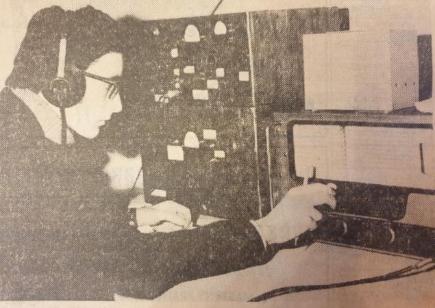 We wrześniu 1971r. z inicjatywy dyrektora tej placówki mgr Fryderyka Dudzika oraz Władysława Kaka powstał Klub Łączności LOK.
