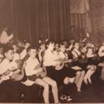 Zespół mandolinowy 1966/67r.