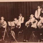 Zespół gitarowy 1966/67r.